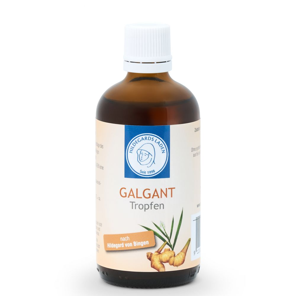 Galgant Tropfen