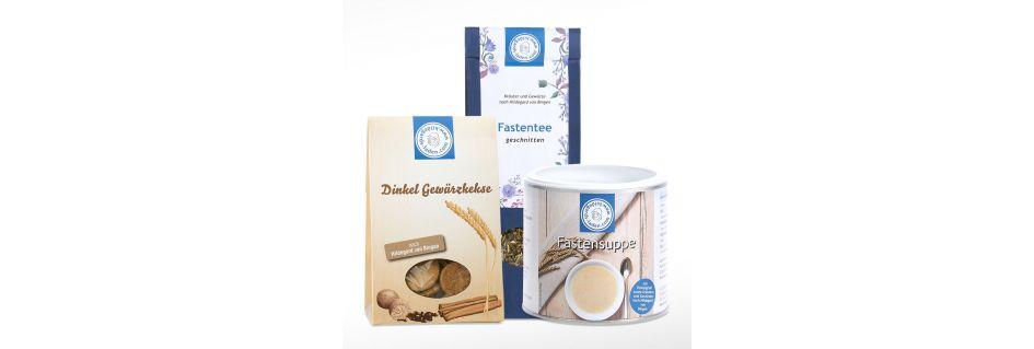 Hildegard von Bingen Fasten - Fasten-Paket, Suppe & Tee
