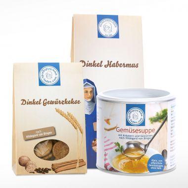 Hildegard von Bingen - Lebensmittel